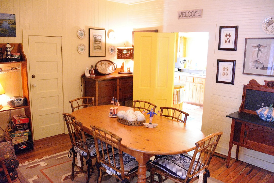 Dining Room (view Two)